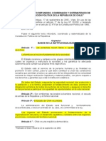 Constitucion Politica de La Republica Material de Apoyo