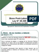 Ley 20305 Bono Post Laboral Para Adf Vexp