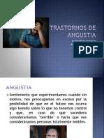 Trastornos de Angustia