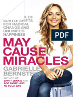 May Cause Miracles by Gabrielle Bernstein - Excerpt