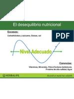 Dietas Frente a Herbalife Diapositivas