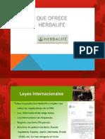 Productos Herbalife Corta. Diapositivas