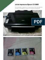Desmontar Cabezal de Impresora Epson CX5600