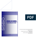 Manual SISBIO 170807 2ed ICMBio Desblq