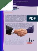 Portafolio de Servicios Corporacion Multiactiva Emprender Ong