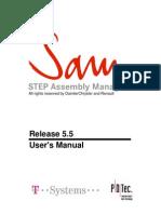 Manual SAM Catia Sam Man 55 En