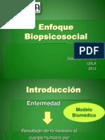Enfoque Biopsicosocial