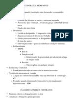 Direito Empresarial - Aula 2 Contratos Mercantis