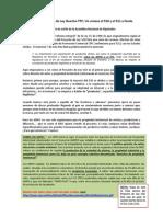 El MICI y Los Proyectos de Ley Guacho-TPC