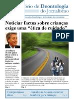 OBSERVATÓRIO DE DEONTOLOGIA DO JORNALISMO