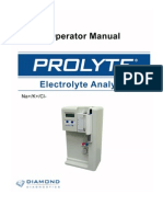 Manual de Prolyte