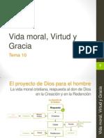 Vida Moral, Virtud y Gracia