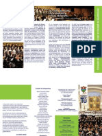 Programa MUSICORAL 2012