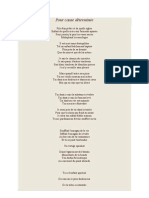 Poèmes d'Achille Chavêe