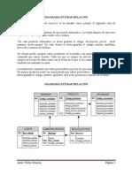 Diagrama Entidad Relacion)