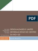 Rio +20 pdf