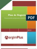 Plan de Negocios - Portal Web