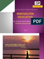 Innovación Educativa_Elizabeth