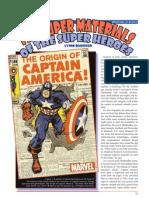 Los súper materiales de los súper héroes