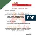 Informacion Pago Jim Oct-2012