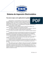 Sistema de Aspersion Electrostatica - Version Apr 2 2006