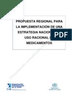 Estrategia de Urm 2010
