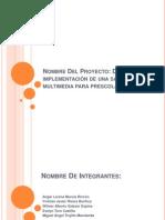 Proyecto Diapositivas