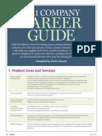 Company Career Guide May2011