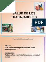 Power Point Salud Ocupacional