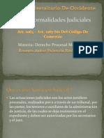 Derecho Mercantil ..