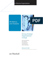 Driving Strategic Organizational Change