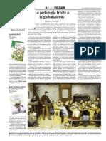 Pedagogía y Globalización