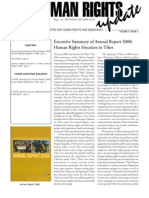 Human Rights update 2009 - January