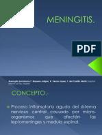 Meningitis Pediatrica