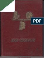 St John's University Law School 1980 Yearbook - Res Gestae - Part 1 Pp 1-97 (No Graduates)
