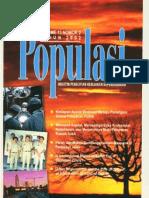Populasi Volume 13, Nomor 2, Tahun 2002