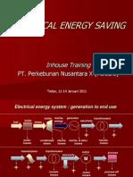 Electrical Energy Saving