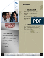 DAILY WQUITY  REPORT BY EPIC RESEARCH- 3 OCTOBER 2012