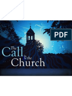 The Call to the Church