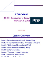 EE450 Overview Fall 2012