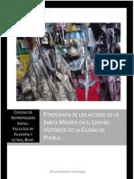 Etnografia Santa Muerte