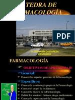 Farmacologia Clase I