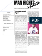 Human Rights update 2011 - Febuary