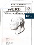 The Word Vol. 1 No. 7