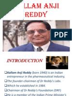 Kallam Anji Reddy Rahul