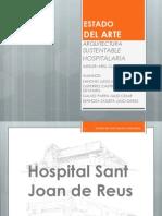 Arquitectura Sustentable en Hospitales