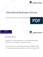 Business - International Business Cultures - 5th Dimension Hofstede