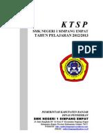 KTSP SMKN 1 SIMPANG 4 2012