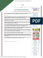 19-09-2012 diarioCaMBIO - RMV refrenda respeto a la autonomía sindical