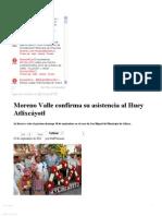 19-09-2012 Sexenio Puebla - Moreno Valle confirma su asistencia al Huey Atlixcáyotl